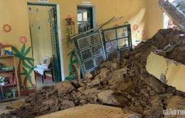 Lào Cai: Nhiều trường học bị thiệt hại vật chất do mưa lớn