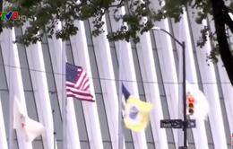 Mỹ tưởng niệm sự kiện 11/09 trong bối cảnh đặc biệt