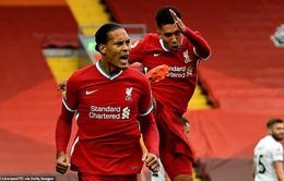 Kết quả bóng đá sáng 13/9: Arsenal, Liverpool mở màn thành công, Saint-Etienne vượt lên dẫn đầu