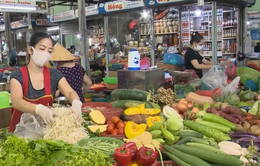 Sổ tay phòng, chống dịch: Phòng COVID-19 tại chợ dân sinh, chợ đầu mối thế nào?