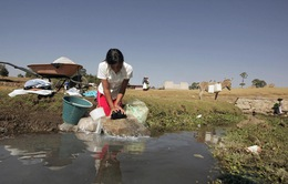 Căng thẳng về chia sẻ nguồn nước xảy ra giữa Mỹ và Mexico