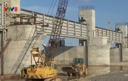 Quảng Ngãi: Đảm bảo tiến độ dự án đập dâng sông Trà Khúc
