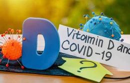 Thiếu vitamin D có thể tăng nguy cơ mắc COVID-19?