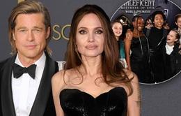 Brad Pitt - Angelina Jolie tiếp tục căng thẳng sau tranh chấp quyền nuôi con