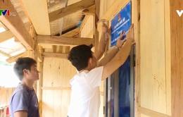 Hơn 100 hộ nghèo Sơn La có nhà mới
