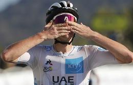 Chặng 15 Tour de France: Tadej Pogacar giành chiến thắng ngoạn mục