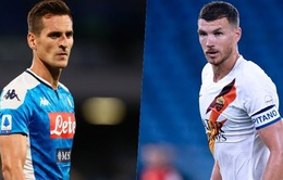 Napoli chấp nhận bán Milik, Domino chuyển nhượng sắp đổ tại Serie A