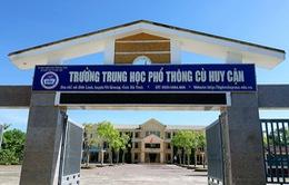 Thí sinh bất ngờ được tăng 22,5 điểm thi tốt nghiệp THPT 2020