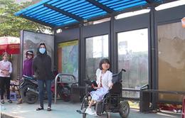 """Công trình công cộng """"bỏ quên"""" người khuyết tật"""