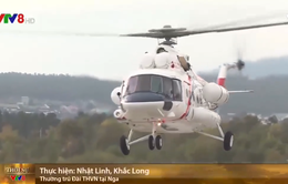 Nga đẩy mạnh thị trường xuất khẩu trực thăng