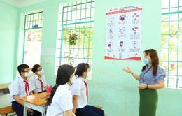 Bảo vệ sức khỏe cho trẻ khuyết tật trước COVID-19 trong năm học mới