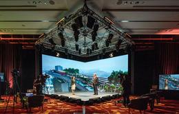 Singapore thử nghiệm tổ chức sự kiện kết hợp trực tiếp - trực tuyến từ tháng 10