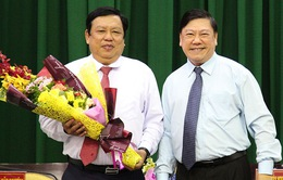 Giám đốc Sở Giao thông vận tải được bầu giữ chức Phó Chủ tịch UBND tỉnh