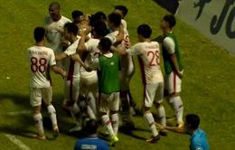 [KT] Bán kết Cúp Quốc gia Than Quảng Ninh 1-2 CLB Viettel: Hiệp 2 kịch tính