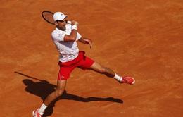 Thắng chóng vánh, Djokovic thẳng tiến vào vòng 3 Italia mở rộng