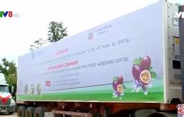 Cơ hội mới cho nông sản Việt Nam