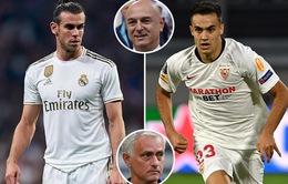 Đội hình Tottenham sẽ thế nào nếu sở hữu Bale và Reguilon