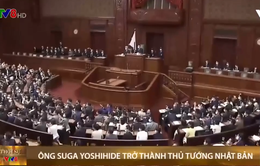 Ông Suga được bầu làm thủ tướng mới của Nhật Bản