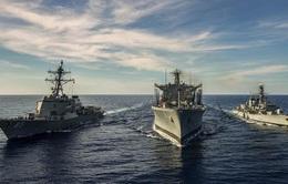 Pháp, Anh, Đức gửi công hàm lên Liên Hợp Quốc về Biển Đông