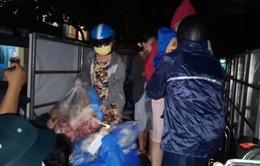 Đà Nẵng khẩn trương sơ tán người dân trước bão số 5