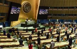 Tuần lễ Cấp cao Đại hội đồng Liên Hợp Quốc khóa 75 diễn ra từ 21/9