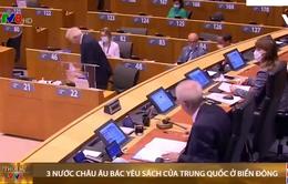 3 nước Châu Âu bác yêu sách Trung Quốc ở Biển Đông