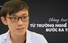 Chàng trai từng trượt đại học đại diện Việt Nam tham dự cuộc thi vô địch thế giới