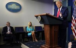 Tổng thống Mỹ tuyên bố sẵn sàng hiến huyết tương cho bệnh nhân COVID-19