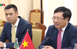 Hàn Quốc coi Việt Nam là đối tác trọng tâm trong Chính sách hướng Nam mới