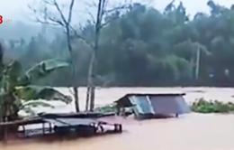 Quảng Nam: Nước lũ gây thiệt hại nặng khu vực miền núi