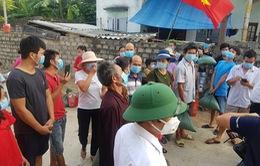 Sầm Sơn dỡ bỏ phong tỏa cách ly y tế nơi ở của BN748