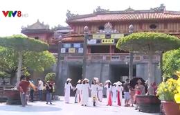 Không khí ngày Quốc Khánh tại Huế