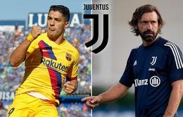 Chuyển nhượng bóng đá quốc tế ngày 18/9: Luis Suarez bay tới Italia, chuẩn bị gia nhập Juventus