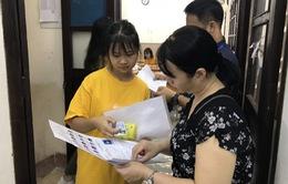 Nhiều phụ huynh và học sinh lo lắng trước kỳ thi tốt nghiệp THPT đợt 2