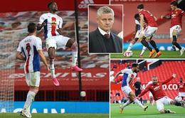 Man Utd 1-3 Crystal Palace: Thất bại thảm hại
