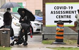 Canada triển khai phương pháp xét nghiệm COVID-19 bằng súc miệng