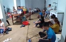 Triệt phá tụ điểm đánh bạc quy mô lớn tại Đắk Nông