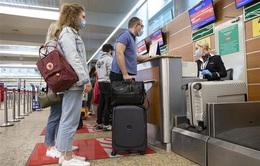 Nga khôi phục thêm đường bay thương mại với 3 nước