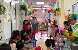 """Quỹ Tấm lòng Việt cùng đơn vị thiện nguyện tổ chức """"Trung thu cho em"""" cho các bệnh nhi tim bẩm sinh"""