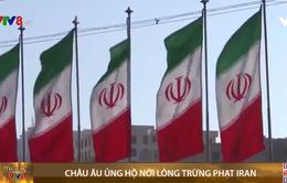 Châu Âu ủng hộ nới lỏng trừng phạt Iran