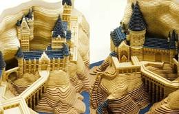 Câu chuyện tiêu dùng: Giấy ghi chú hình lâu đài hay ý tưởng tái sử dụng hộp thực phẩm?