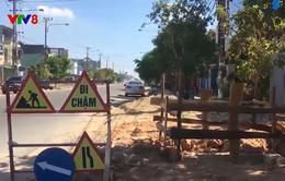Quảng Nam: Đường thi công dang dở, ảnh hưởng đời sống người dân