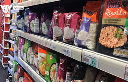 Từ siêu thị, bếp ăn châu Âu, kinh nghiệm nào cho hạt gạo Việt Nam trên đất khách?