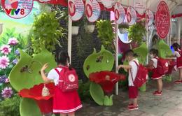Học sinh tâm dịch Đà Nẵng đã trở lại trường học