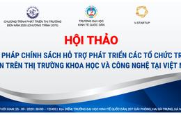 Tìm kiếm giải pháp hỗ trợ phát triển thị trường khoa học - công nghệ Việt Nam