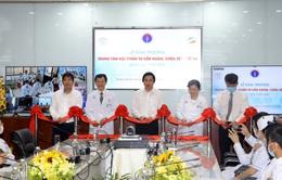 Bệnh viện Chợ Rẫy khai trương Trung tâm Hội chẩn tư vấn, khám chữa bệnh từ xa
