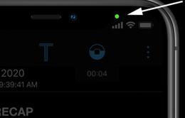 Bạn có thể đang bị theo dõi nếu thấy biểu tượng này trên iPhone