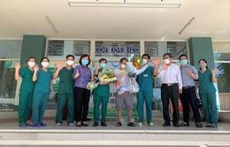 Bệnh nhân COVID-19 cuối cùng tại Bệnh viện dã chiến Hòa Vang khỏi bệnh