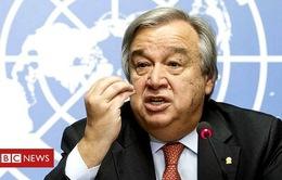 Liên Hợp Quốc kêu gọi thế giới tạm dừng xung đột, dồn sức chống dịch