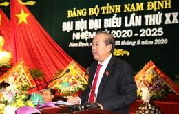Nam Định phấn đấu đến năm 2030 là tỉnh phát triển khá của cả nước